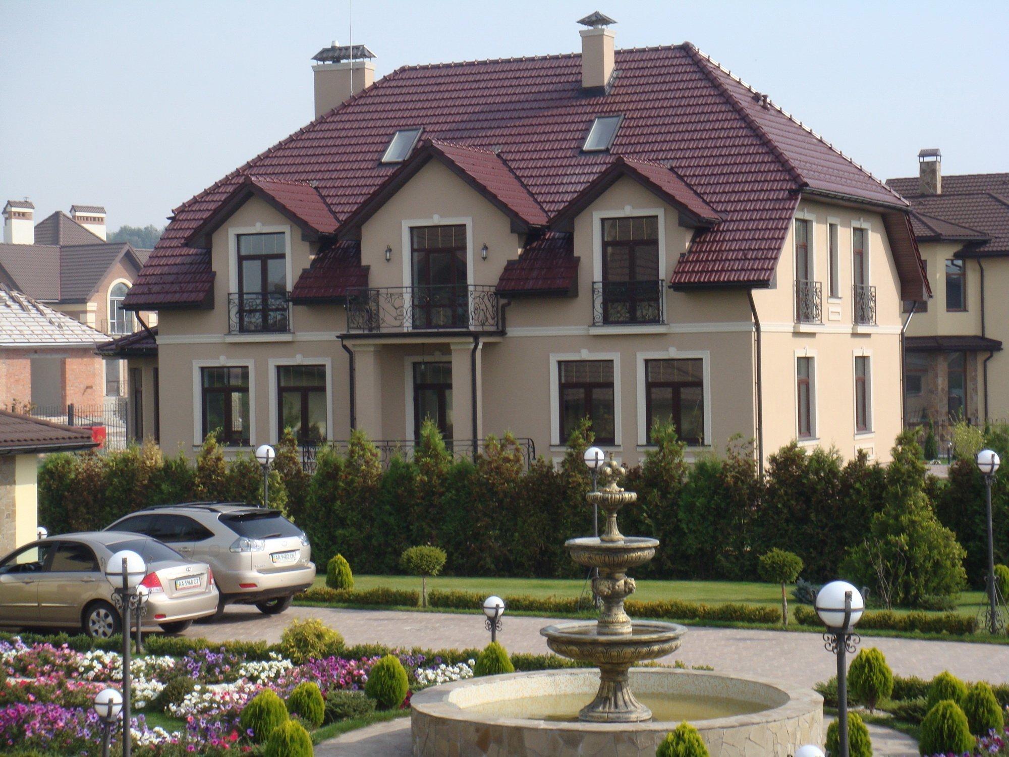 Большой дом без мебели 450кв.м. 100% готовность